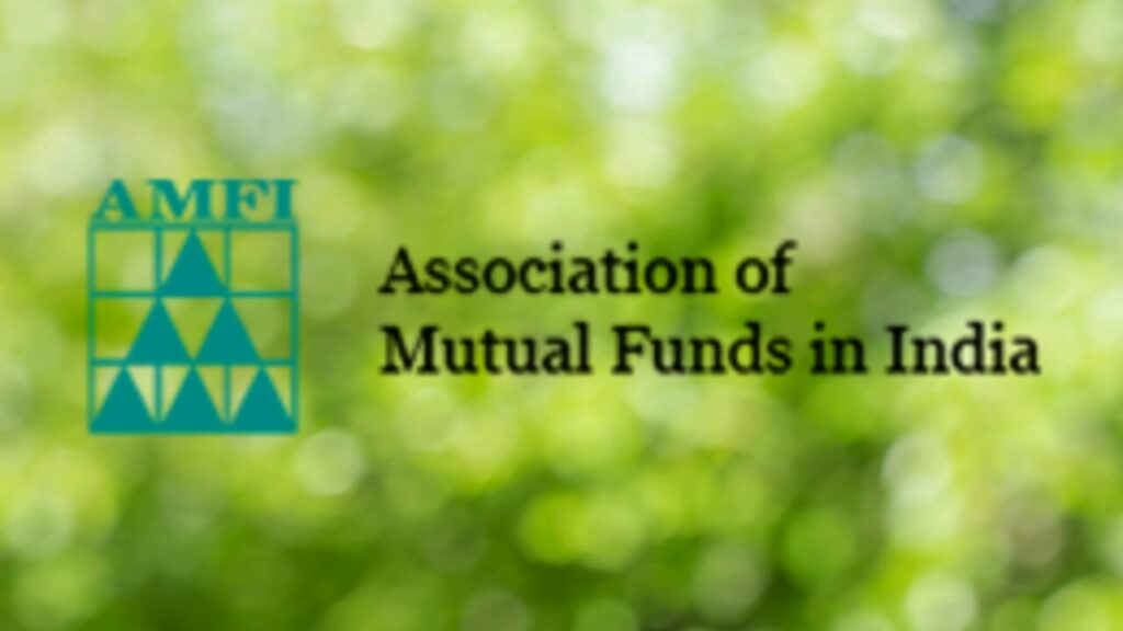 AMFI- Association of Mutual Funds in India