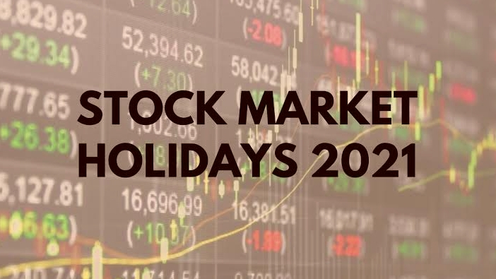 BSE & NSE Holidays 2021