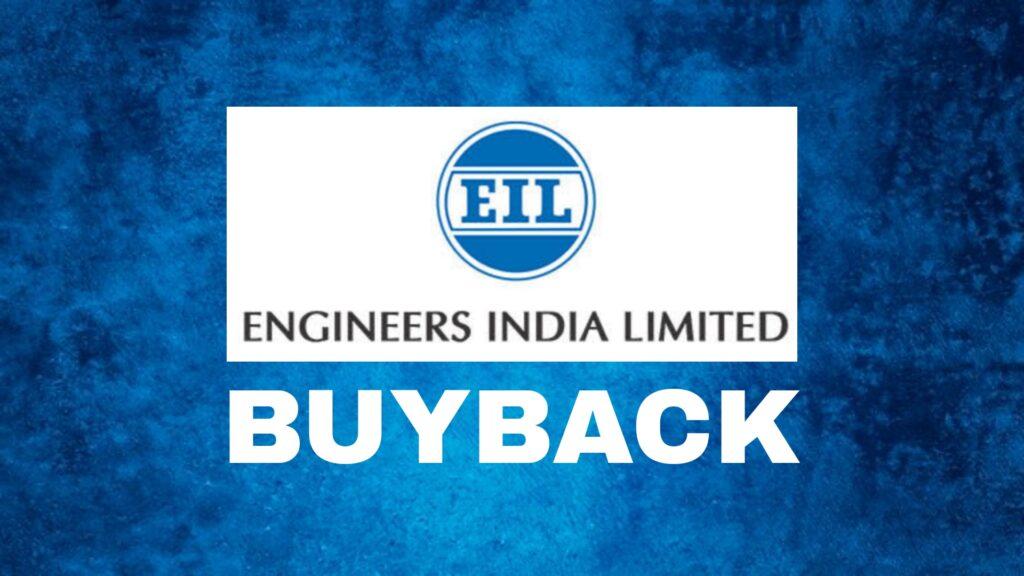 Engineers India Buyback