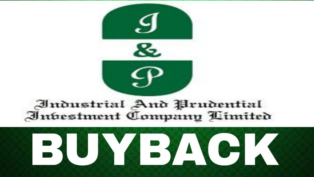 Industrial and Prudential Buyback