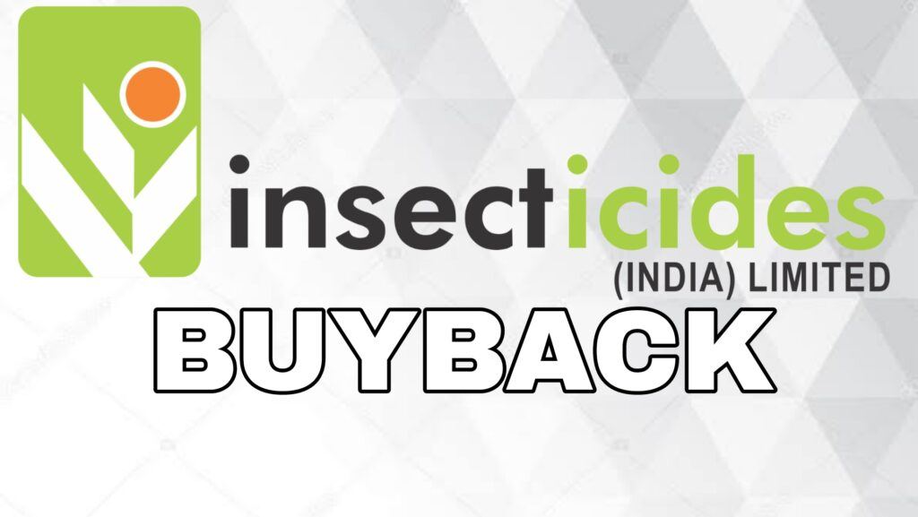 Insecticides India Buyback
