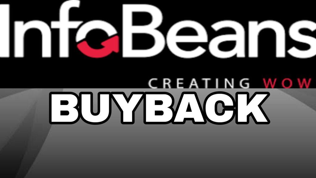 Infobeans Technologies Buyback