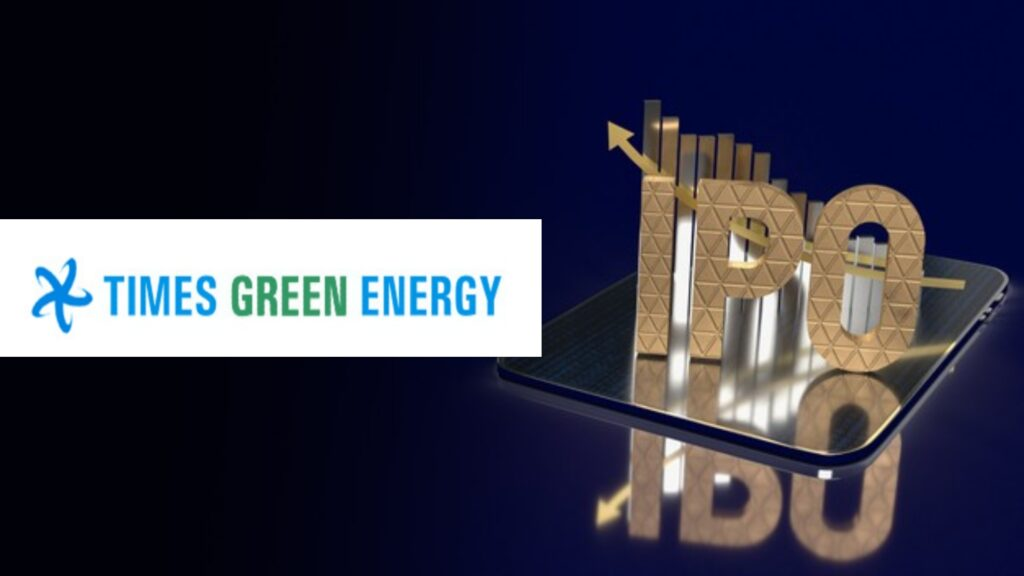 Times Green Energy IPO